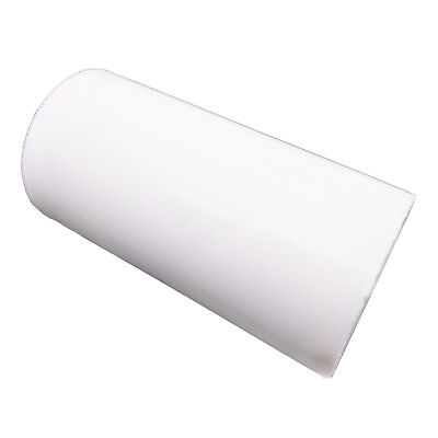 US Stock Dia 2 inch (52mm) Length 4 inch (100mm) PTFE Teflon Round Rod Bar