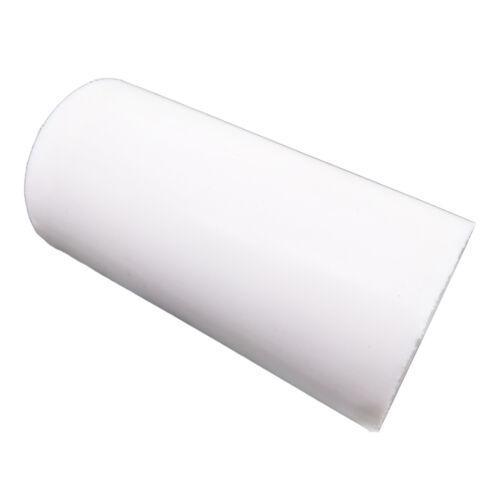 "NATURAL NYLON BAR machinable plastic flat sheet stock 1//2/"" x 2/"" x 16 1//2/"" OAL"
