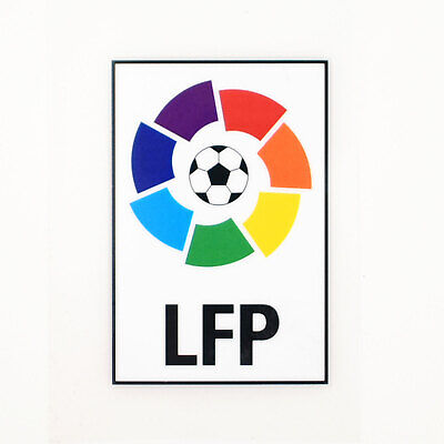 2001-02 Barcelona LFP Patch Small for Shirt Jersey