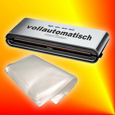 ProfiCook PC-VK 1080 Vakuumierer Folienschweissgerät Vakuumiergerät + 18x Beutel
