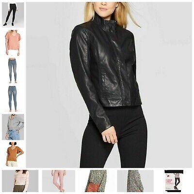 Wholesale Lot 218 Units Women's Jackets, Blouses, Sweaters, Pants+++ MSRP $3, 930