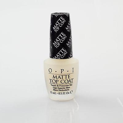 OPI Nail Polish - Matte Top Coat NT T35 New, Full Size