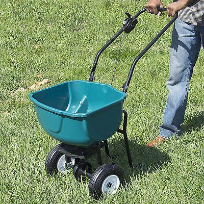 Fertilizer Spreader Lawn & Garden Home Yard ...