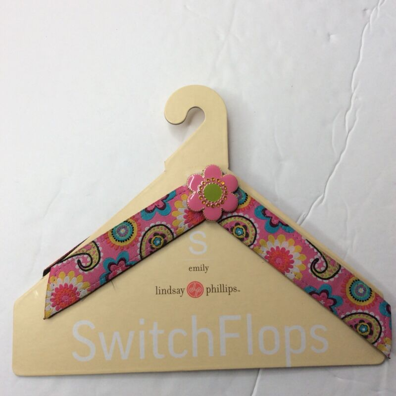 Lindsay Phillips Emily Switchflop Straps Interchangeable Straps Size S Small