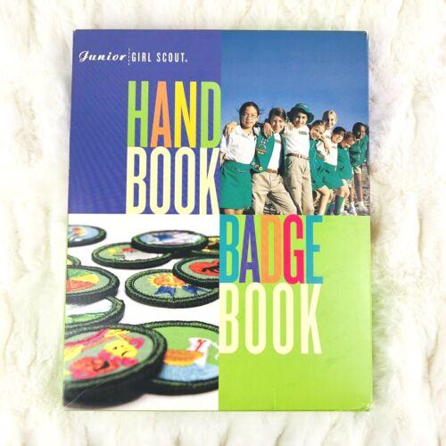 Junior Girl Scout Handbook and Badge Book (2 Book Box Set) by GSUSA Staff 2001