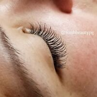 Lash Extensions & Gel Nails