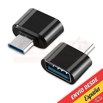 Adaptador OTG USB 3.1 a USB Tipo C [ para Android Xiaomi...