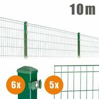 10 M Komplettzaun 1030 mm grün mit Pfosten Zaun Gartenzaun Nordrhein-Westfalen - Dorsten Vorschau
