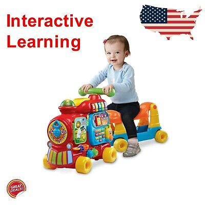 Learning Toys For 2 Year Old (Ride On Toys For 1 2 3 Year Old Toddlers Interactive Boys Girls Learning)