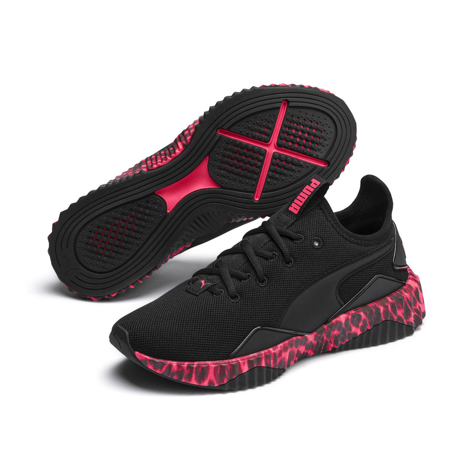 PUMA Defy Leopard Women's Sneakers Women Shoe Training