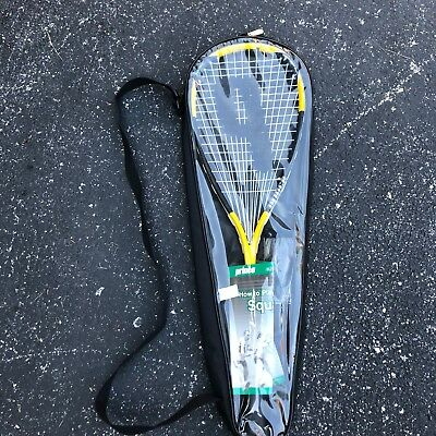 Prince Squash Racquet force 3 energr F3 (John White) in excellent condition