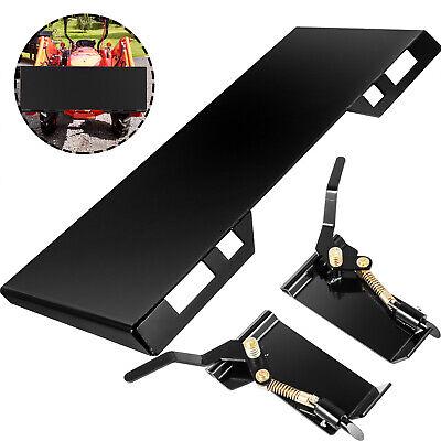 Quick Tach Attachment Mount Plate Conversion Adapter Latch Box 14 516 38