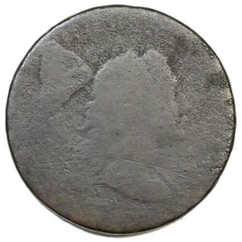 1794 S-19a R-5+ Head of 93 Liberty Cap Large Cent Coin 1c