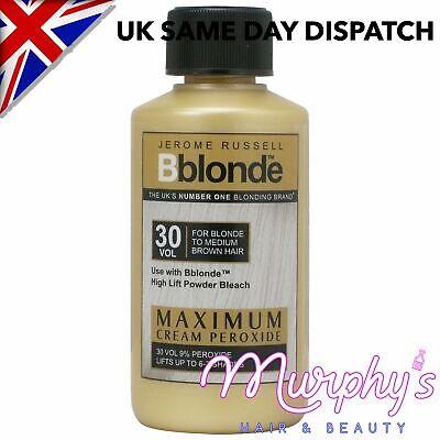 Jerome Russell BBlonde | Maximum | Cream Peroxide 30vol ()