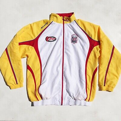 Vintage Accel Team Pacquiao Jacket Mens 2XL XL MP Pilipinas Manny Zip Up for sale  Shipping to Canada