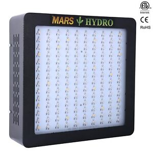 Hydroponic LED grow light lampe hydroponique