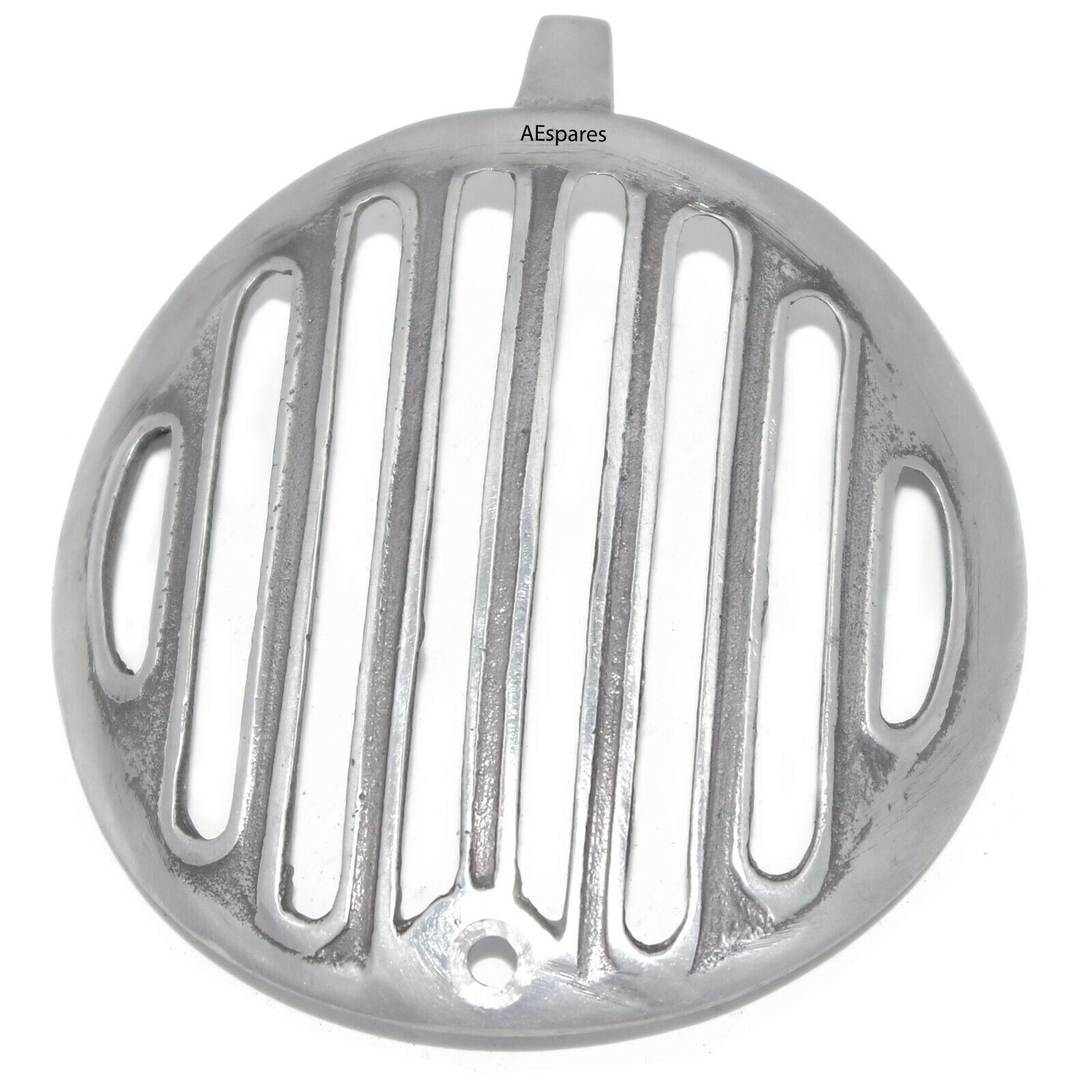 Lambretta LI Horn Grill  Alloy Polished Series 2 Early Round Case ECs