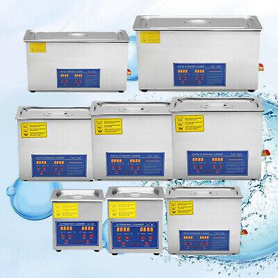 Ultrasonic Cleaners Supplies Jewelry 1.3l2l 3l 6l 10l 15l 22l 30l