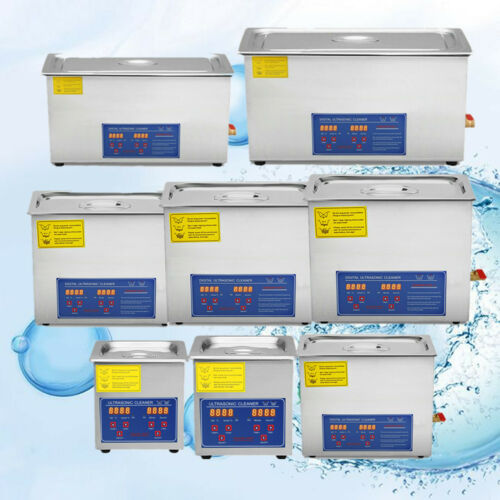 Ultrasonic Cleaners Supplies Jewelry 1.3L,2L, 3L, 6L, 10L, 15L, 22L, 30L