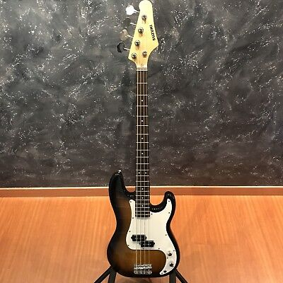 Suzuki SPB10 Sunburst Bass Guitar