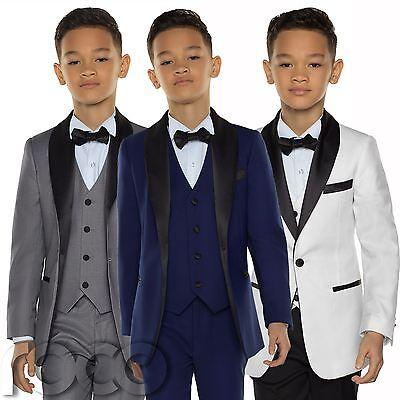 Boys Tuxedo, Boys Dinner Suits, Boys Formal Suits, Tuxedo for Kids, Kids Tuxedo](Suits For Children Boys)