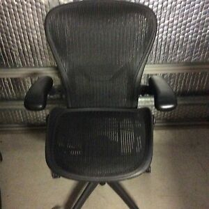 Herman Miller Aeron Chair Size B fully loaded Kellyville Ridge Blacktown Area Preview