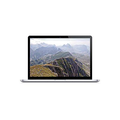 """Late 2013 13"""" MacBook Pro """"Retina"""" 2.4GHz i5/4GB/128GB/macOS ME864LL/A"""