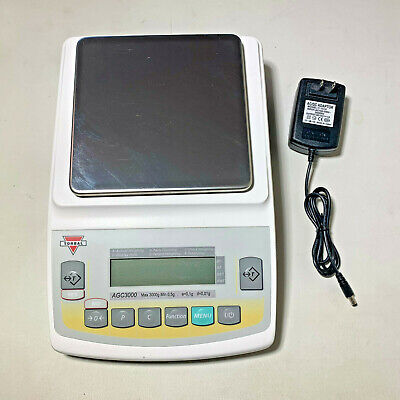 Torbal Agc3000 Digital Precision Bench Scale 3000g