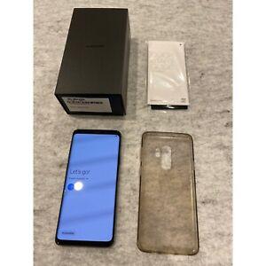 Samsung Galaxy s9 Plus 256gb Unlocked Purchased in AU