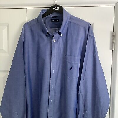 Nautica Long sleeved shirt shirt xl mens
