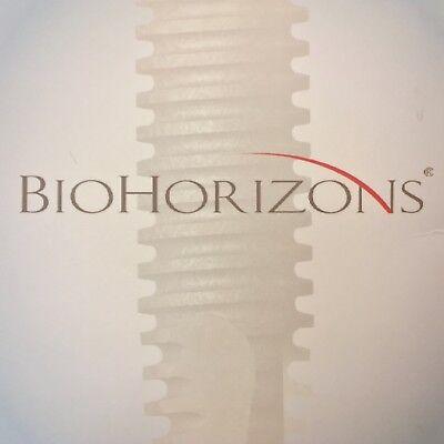 Biohorizons Single Stage Rbt Dental Implants
