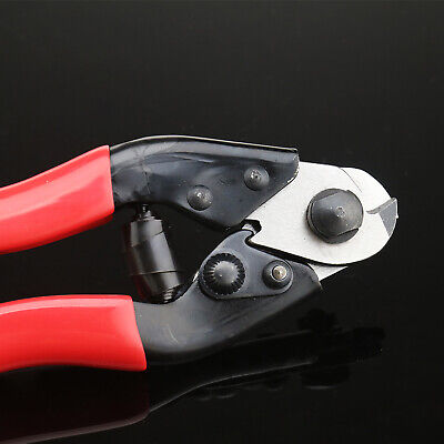 Spring Steel Wire Rope Cutters Snips Cutting Pliers Tool Quality Professional