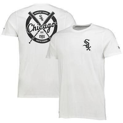 MLB Chicago White Sox New Era Xbat T Shirt Mens