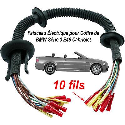 Toma Eléctrica Para Maletero Puerta BMW E46 Cabriolet 61116943324