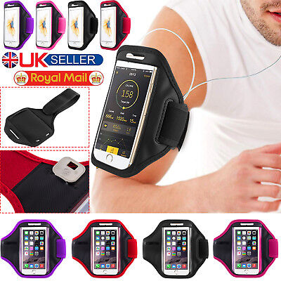Apple Gym Running Jogging Sports Armband Holder For Various Mobile Phones iPhone