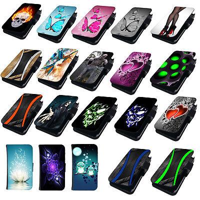Für Samsung Galaxy S5 / S5 NEO Handyhülle Hülle Handy Tasche Case Etui Motiv ()