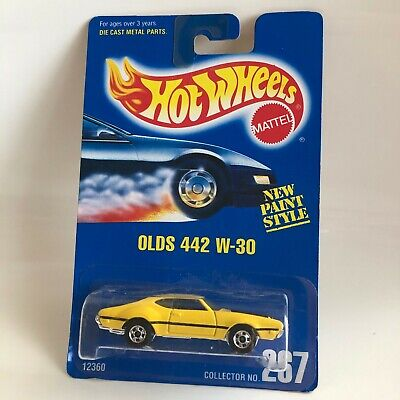 Hot Wheels Olds 442 W-30 Collector #267 J2