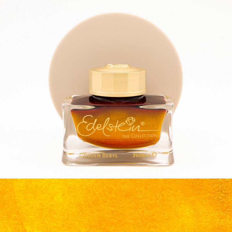 Pelikan Edelstein Golden Beryl Ink 1.7oz Edition Special 2021