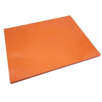 Us Stock 1pc Red Bakelite Phenolic Resin Flat Plate Sheet Pcb 8 X 200 X 250mm