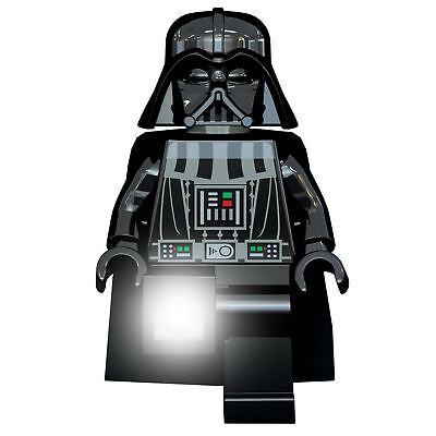 LEGO STAR WARS DARTH VADER LED TORCH BEDSIDE LIGHT KIDS BEDROOM 100% OFFICIAL