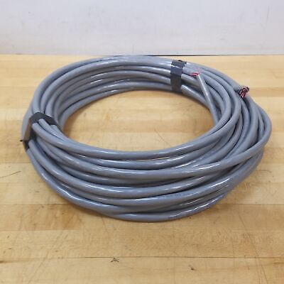 """Cable Plus Style 2678 105 c 30AWG 150V FT2 Connectors Cable 10/"""" L"""