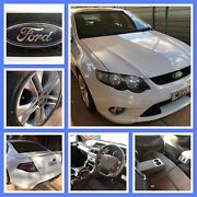 2010 Ford Falcon XR6 Alice Springs Alice Springs Area Preview