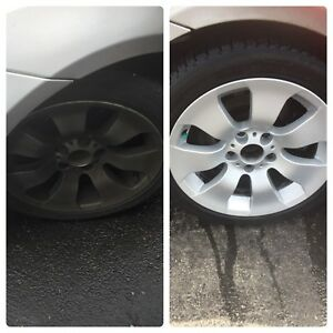 Vehicle & Rim cleaning