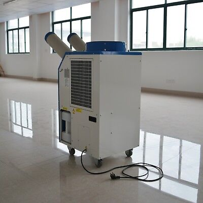 2T Ton Industrial Portable Spot Cooler Air Conditioner 18,766 BTU free shipping