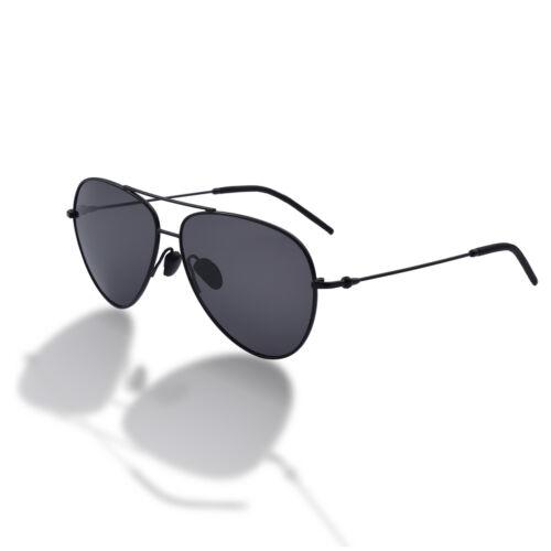 HISEA Pilot Sunglasses Unisex OVERSIZED Polarized Retro Sunglasses Mirror Lenses