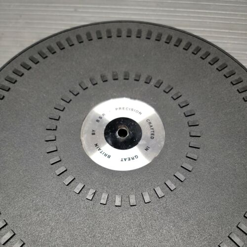 Bsr P182 Turntable Platter And Mat - $24.95