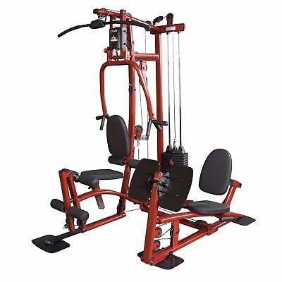 Body-Solid EXM1 Home Gym Multi Station Fitness Exercise Machine w/ Leg Press (Multi Station Home Gym)
