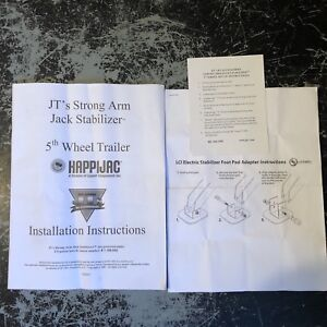 JT Strongarm Stabilizers