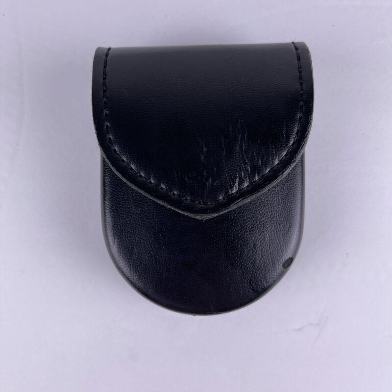 Safariland 90 19 15 Handcuff Pouch Black Hidden Snap GUC