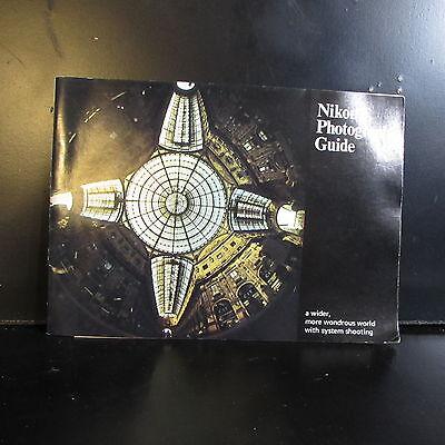 Fotografie-handbuch (Nikon Fotografie Handbuch 39 Seiten O401638)